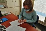 18-05 - Signatura de l'acord amb Dra. Montserrat Ribas