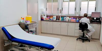 Clínica Salus Infirmorum, Box de urgencias renovado